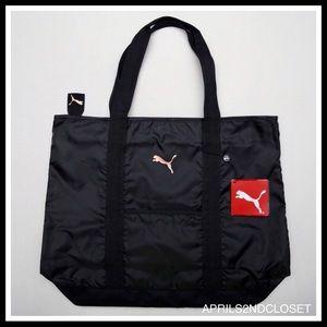 f893e8ae697 Puma Bags   6hour Sale Large Travel Duffel Tote Bag   Poshmark